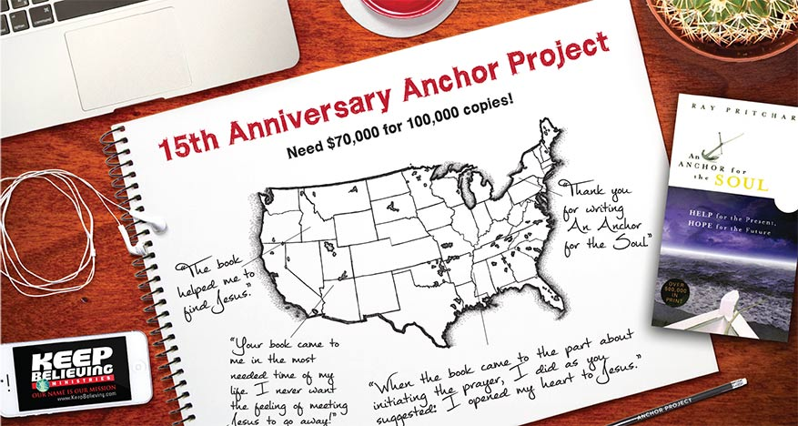 Anchor 15 years