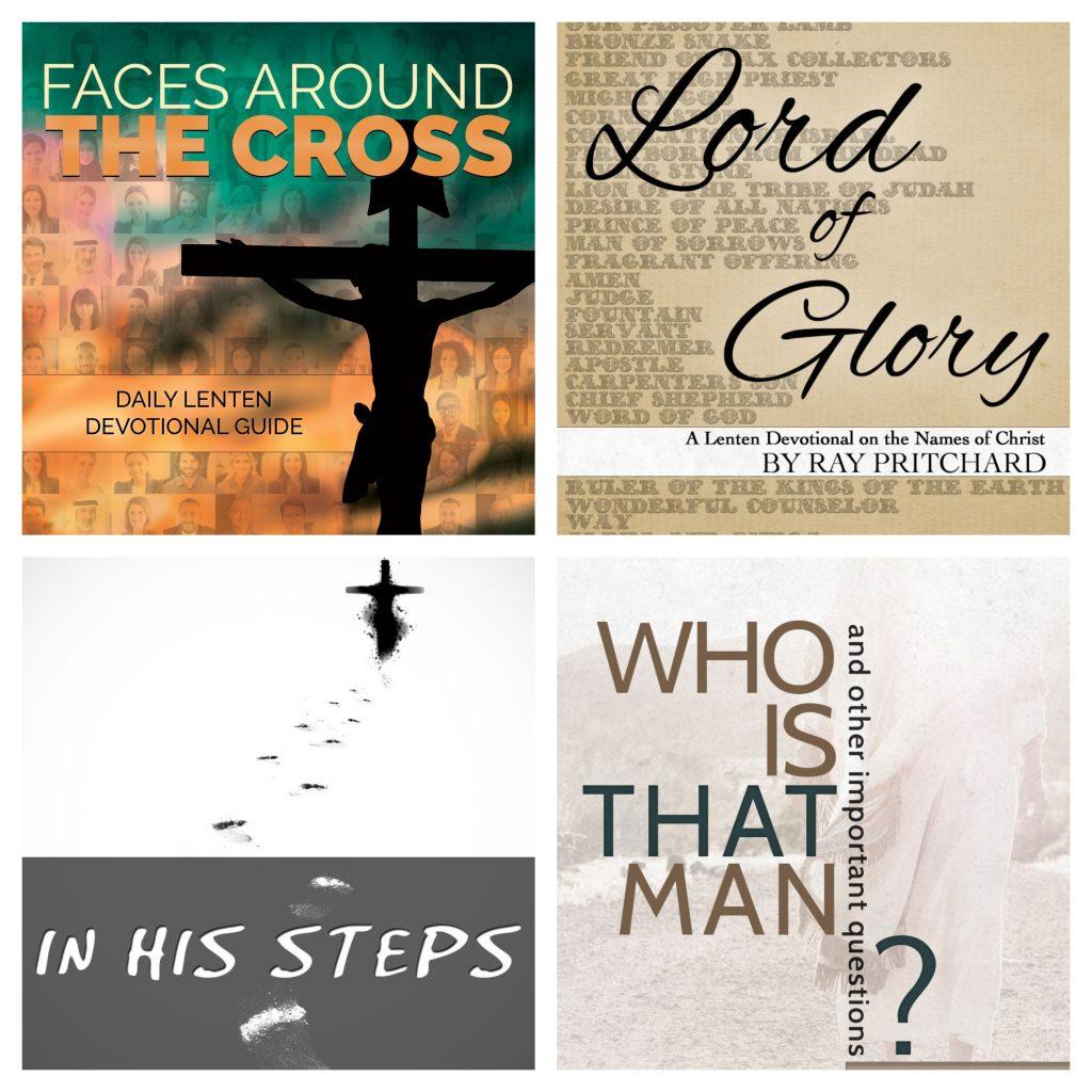 Four FREE Lenten Devotional Ebooks | Keep Believing Ministries