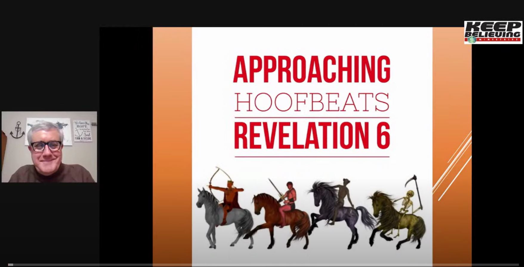 Approaching Hoofbeats (Revelation 6)