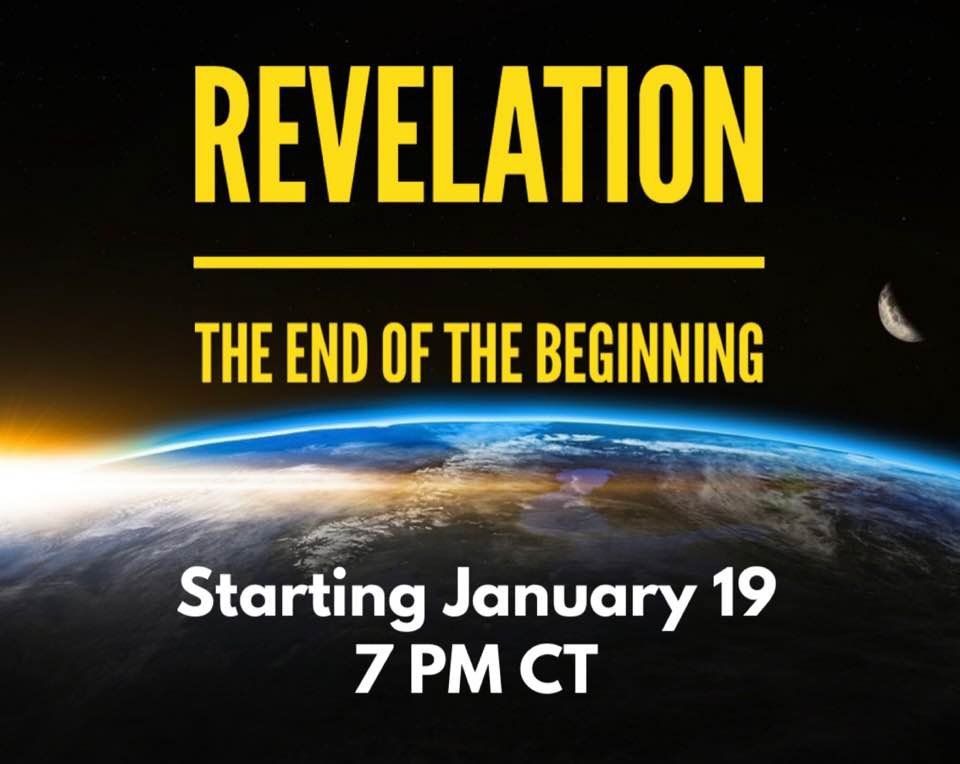 Revelation Study Begins January 19