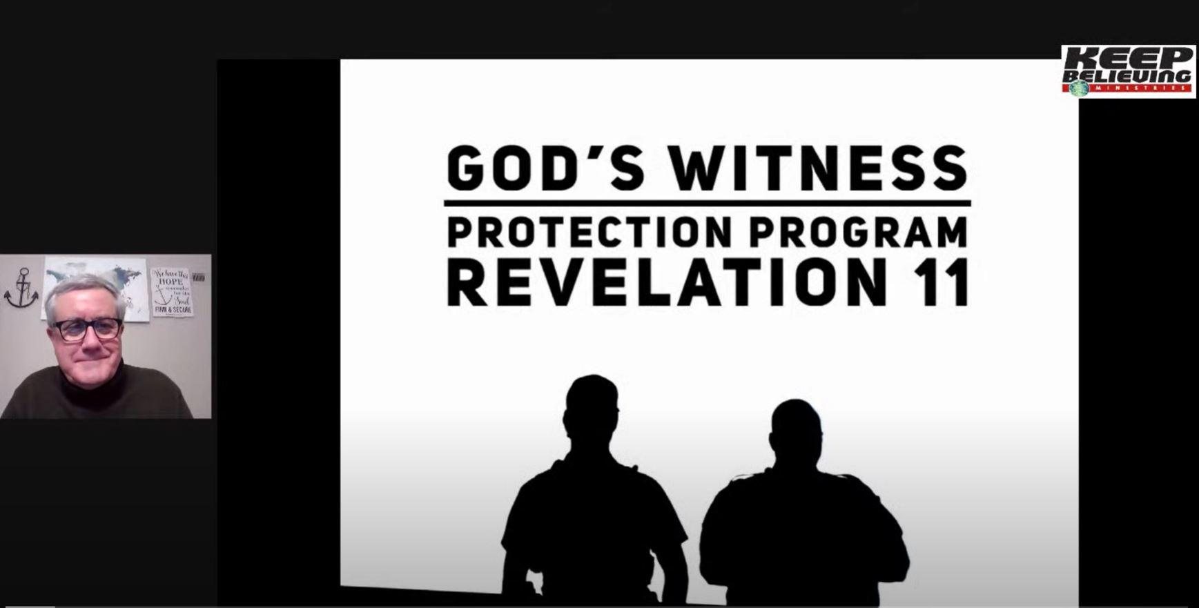 God's Witness Protection Program