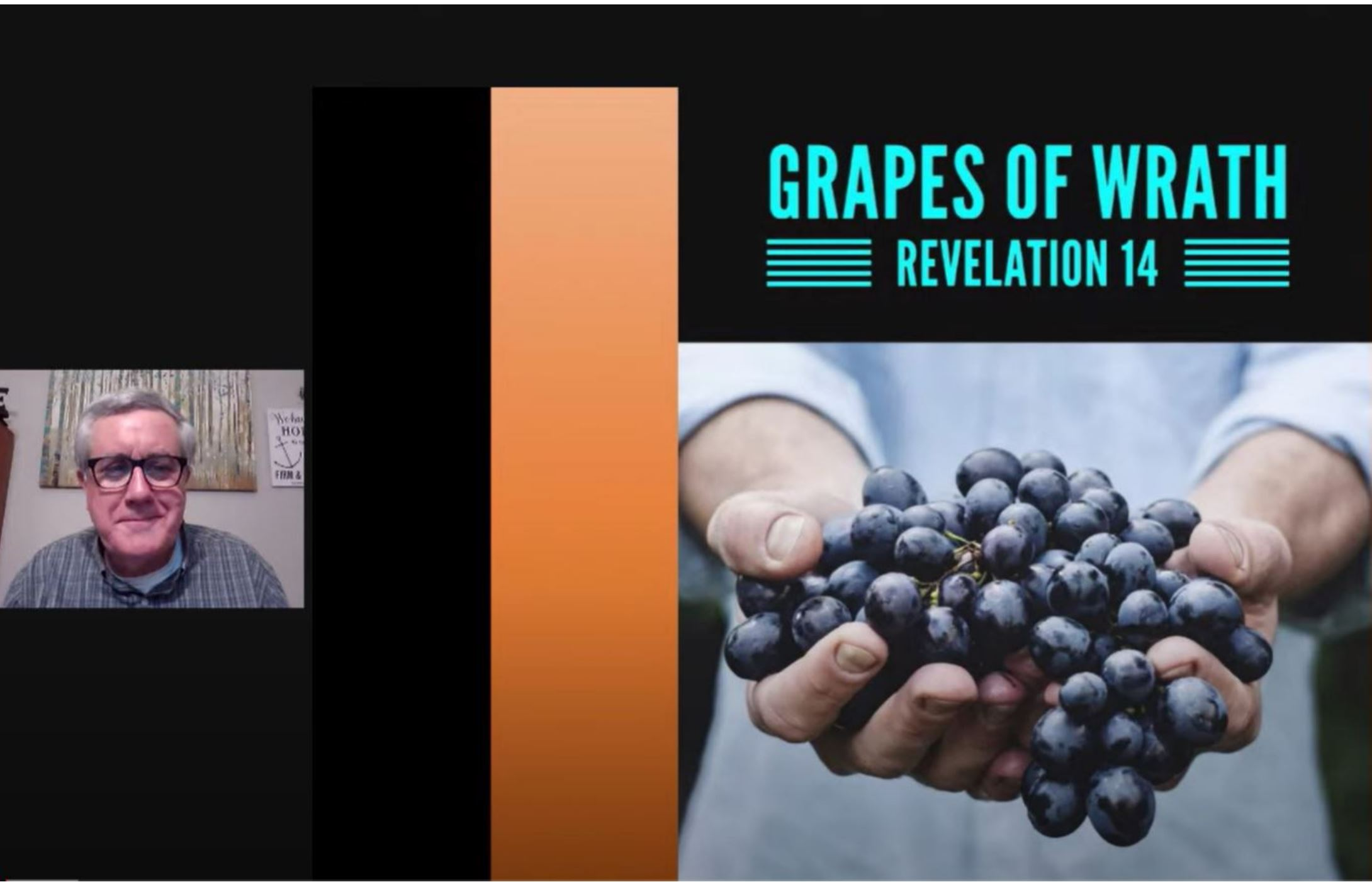 Grapes of Wrath (Revelation 14)