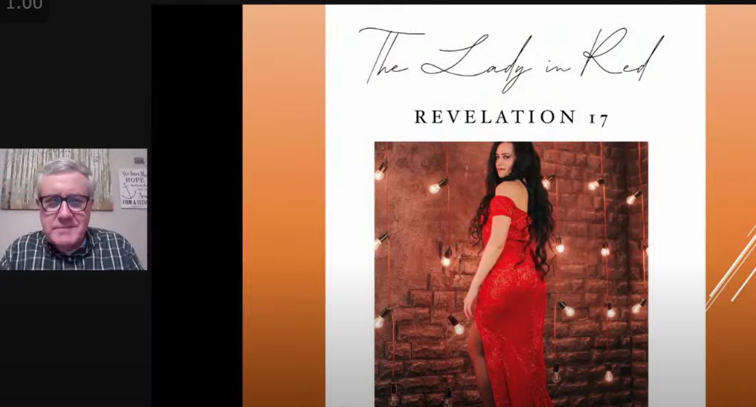 The Lady in Red (Revelation 17)