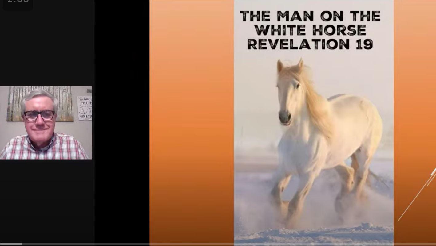 The Man on the White Horse (Revelation 19)