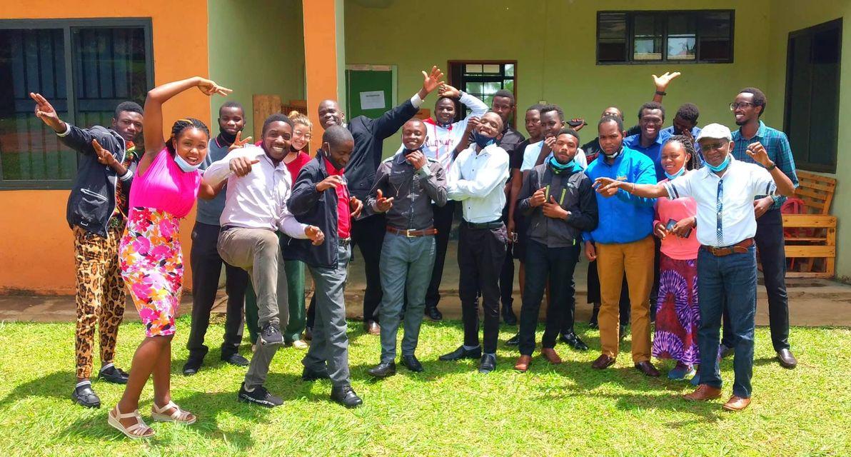 Just Finished Zooming Hebrews to Uganda!